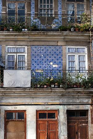 City of Porto architecture and design