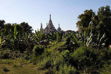 pagoda in inwa
