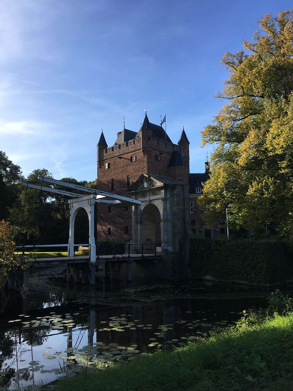 Nyenrode Business Universiteit in Breukelen (by HungrigaufMeer)