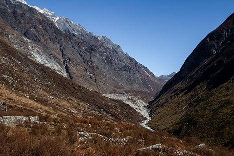 Lang Tang Valley Nepal Asia