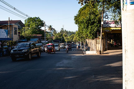 street in mawlamyaing myanmar picture by hungrigaufmeer