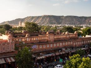"""Drei Tage in der """"Pink City"""" Jaipur - Reisebericht, hilfreiche Tipps und Eindrücke"""