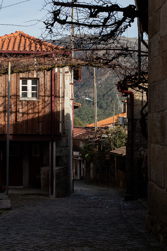 Street of Assento Portugal