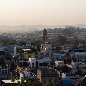 Reisebericht über Jodhpur - Die blaue Stadt am Rande der Wüste