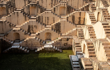 Step Well Jaipur