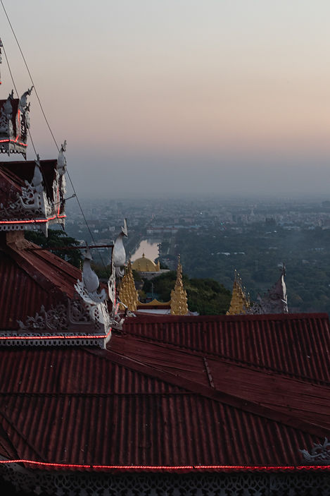mandalay in myanmar asia picture by hungrigaufmeer