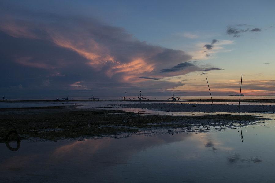 Siquijor Sonnenuntergang, Sunset