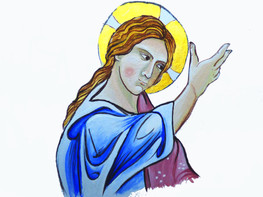 Christ carolingien, 2018