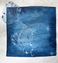 Poisson et étoile