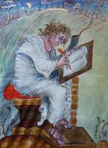 Evangeliste Saint Mathieu