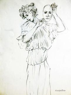 D'après Klimt 2
