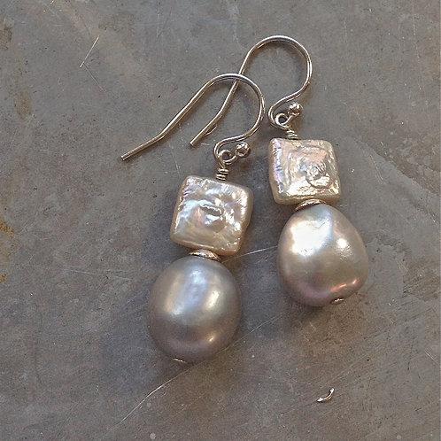 Square top pearl