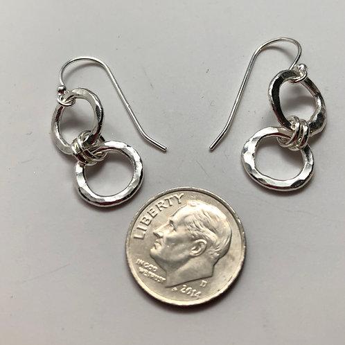 Baby double hoops