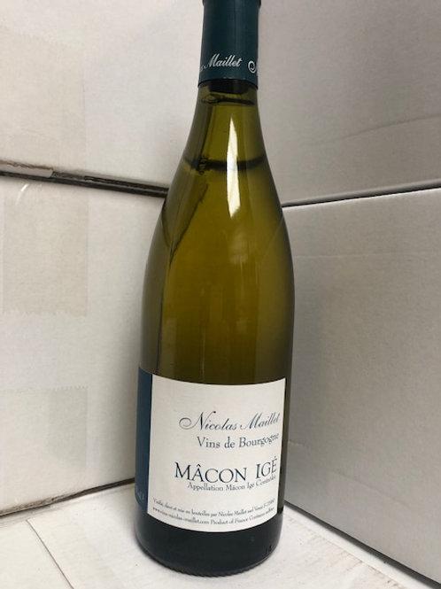 Macon Ige Blanc 2018