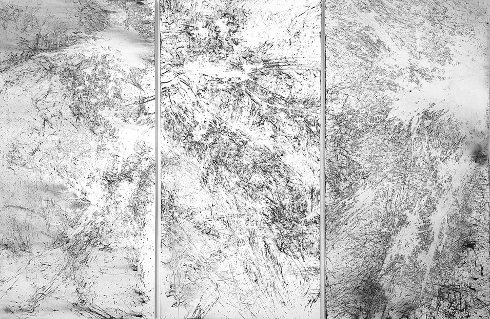 Protolandscape 1 (Triptych)