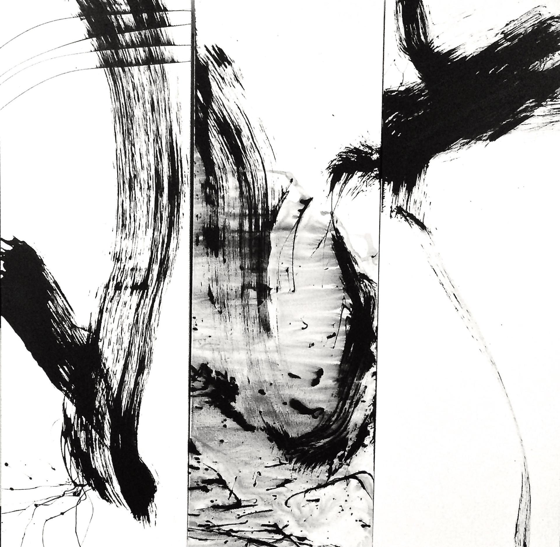 Swordcut Panels (Triptych)