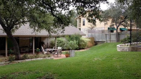 South Backyard