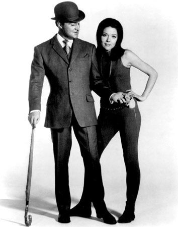John Steed and Mrs. Peel: a Dance of Archetypes