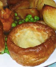 The Best Yorkshire Puddings!