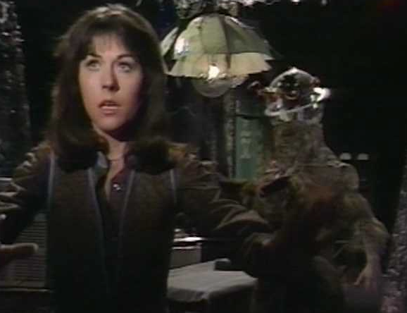 Challenging the Female Template in Fiction: Sarah Jane in 'Doctor Who'