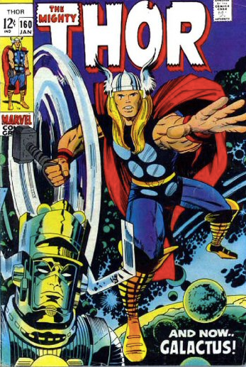 Lee, Kirby and the Cosmic Imagination