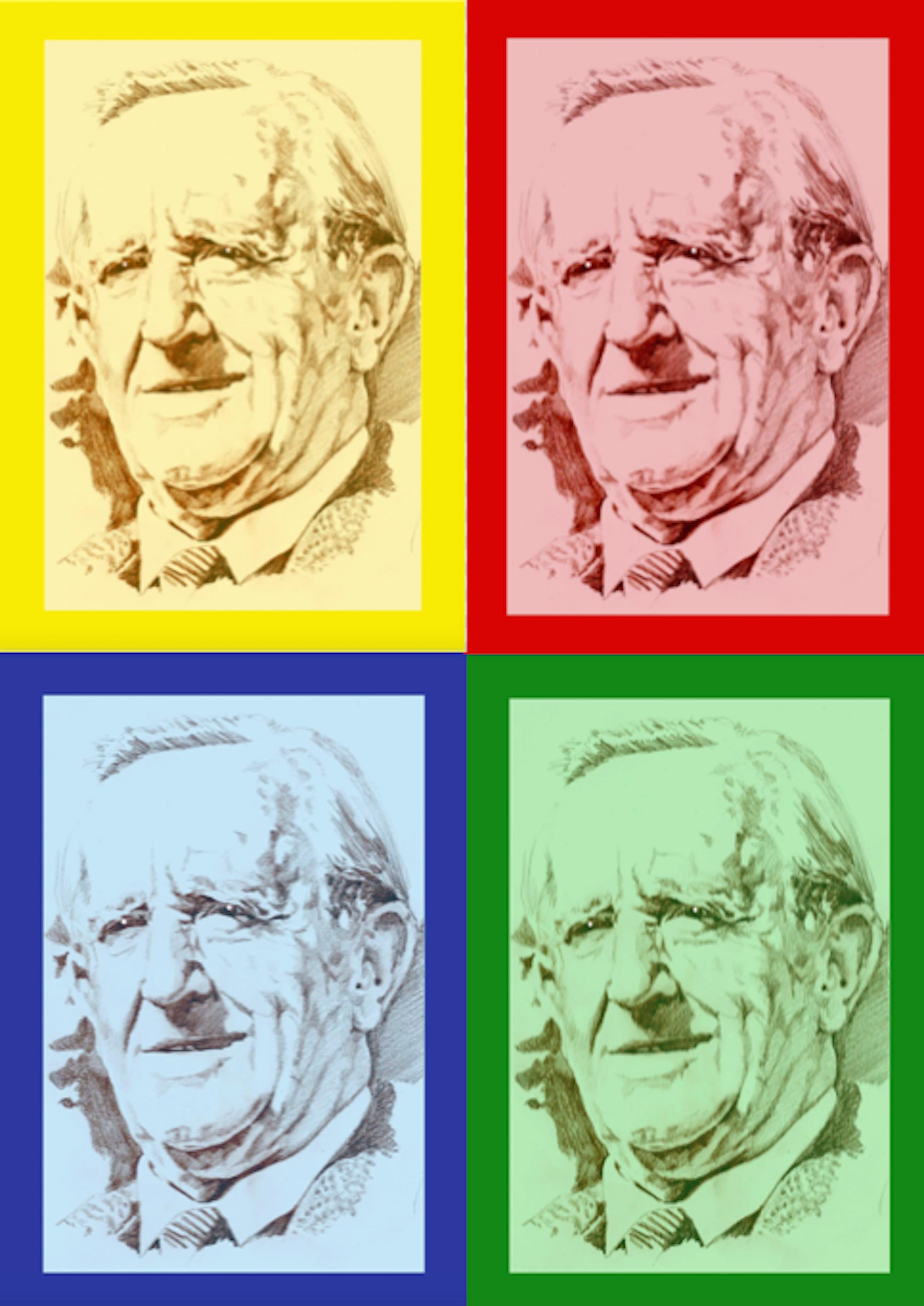 Four Tolkiens