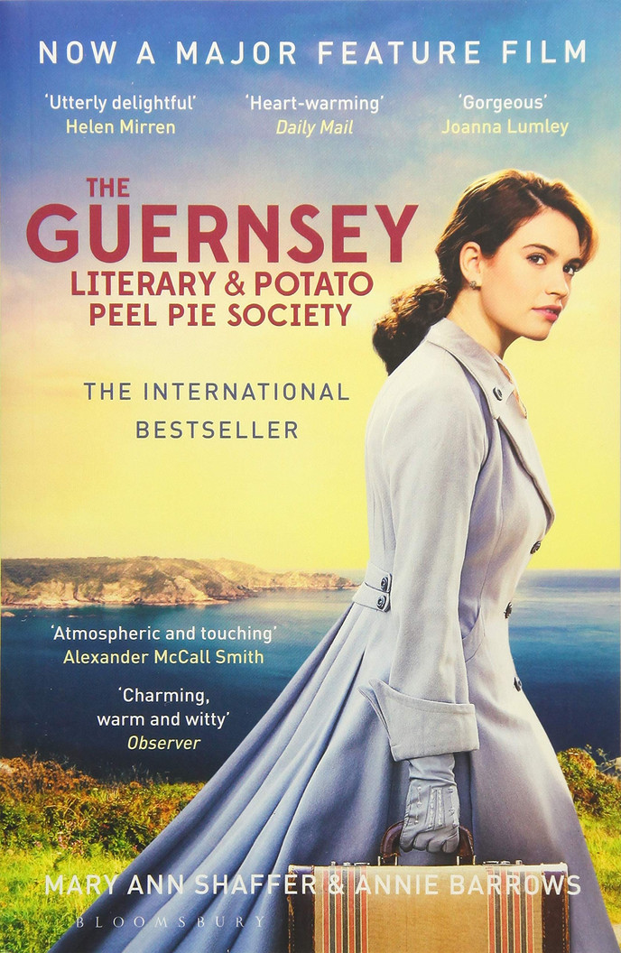 Two Films Reviewed: The Guernsey Literary and Potato Peel Pie Society and The Two Popes
