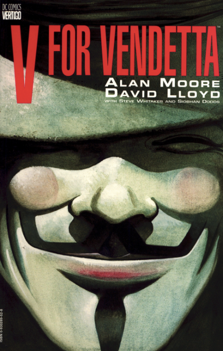 'V for Vendetta': Epic or Irony?