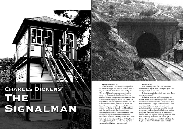 Master Author screenshot 8 The Signalman