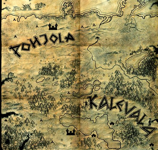 Tolkien and 'The Kalevala'