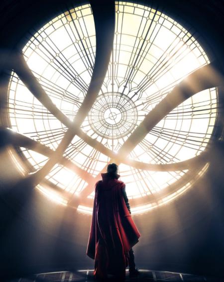 The Forces Within Marvel's Film 'Doctor Strange'