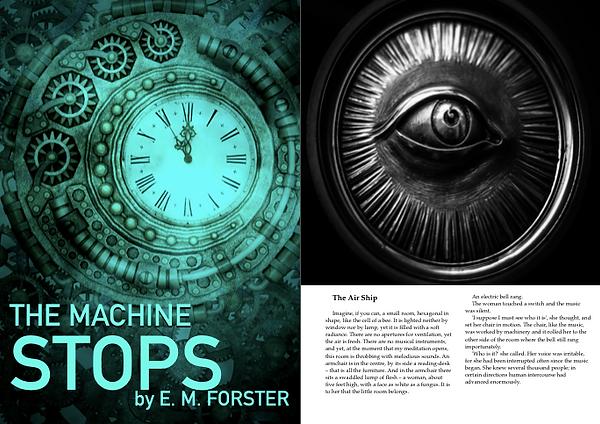 Master Author screenshot 1 Machine Stops