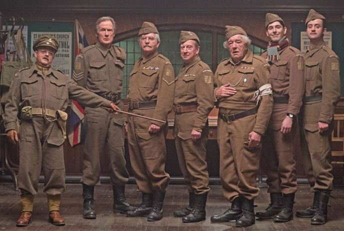 'Dad's Army', the New Film
