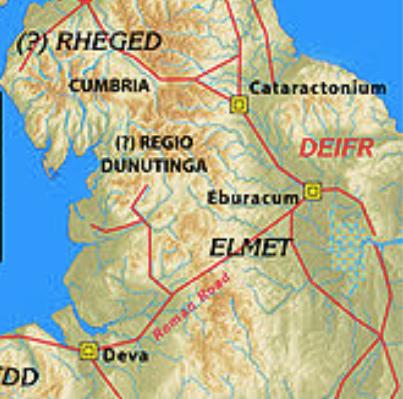 The Kingdom of Elmet
