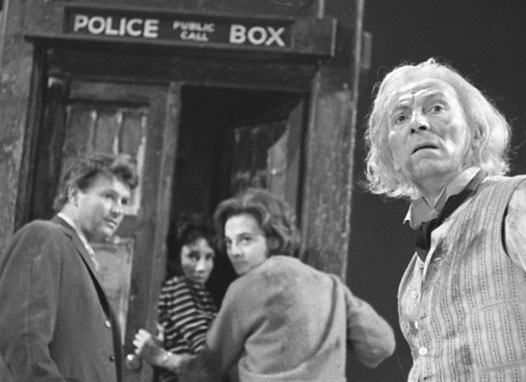'Doctor Who: An Unearthly Child' 2