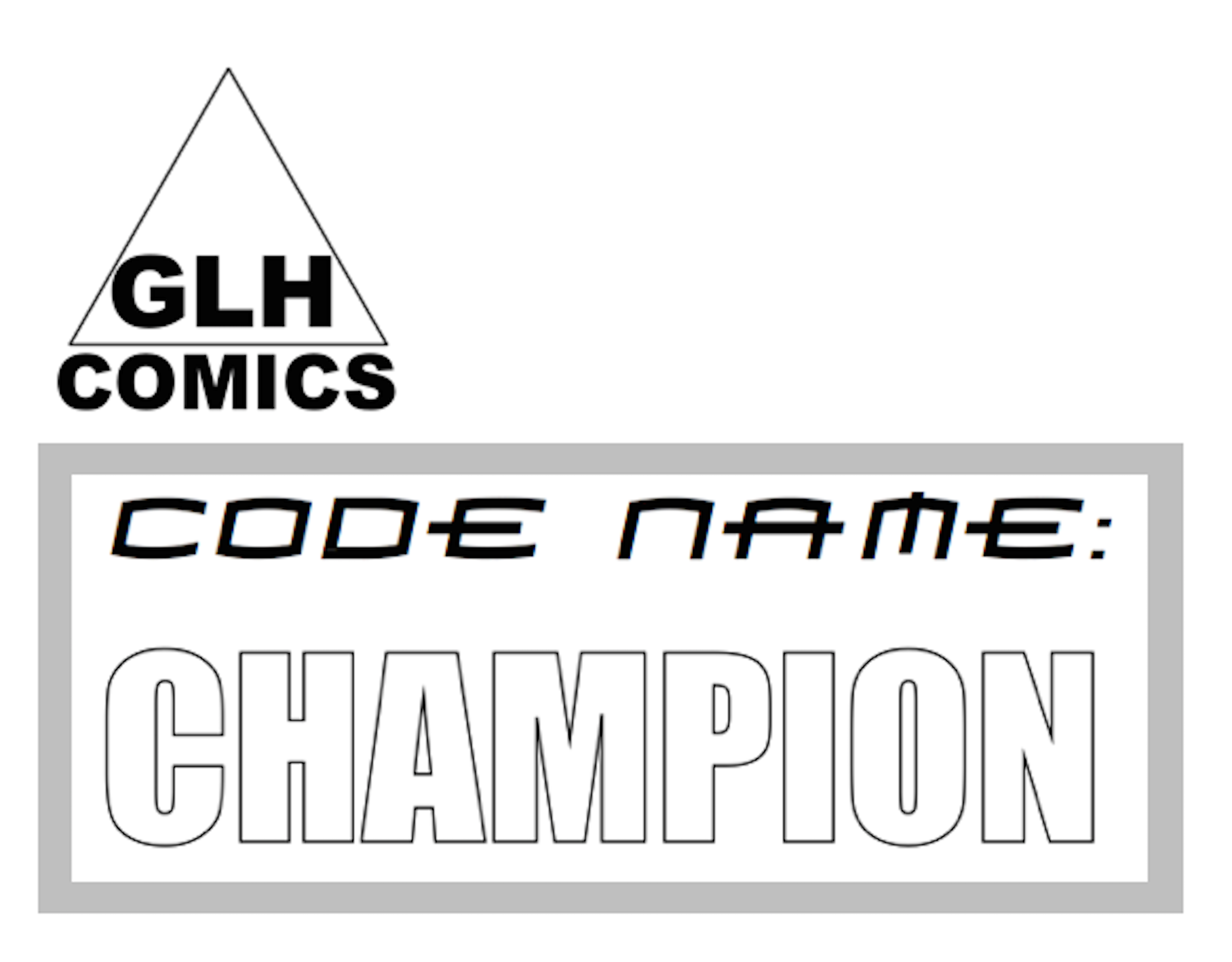 Code Name- Champion logo