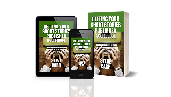 Getting Your Short Stories Published 3 w