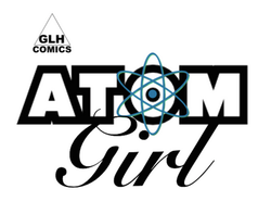 Atom Girl logo