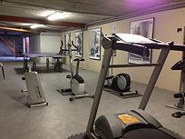 Fitness in kelder