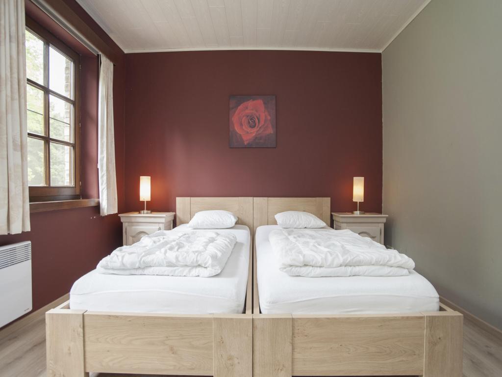 Vakantiewoning Ardennen slaapkamer 1