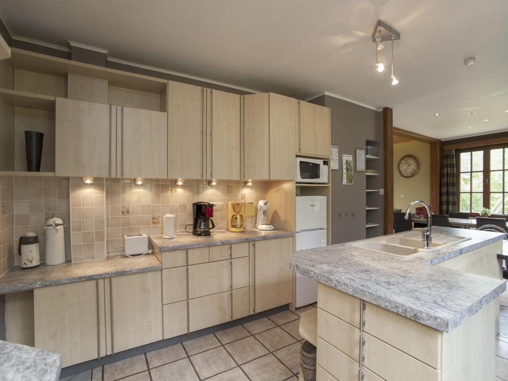 Keuken met voldoende keukengerei