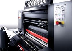 drukpers speedmaster SM drukmachine drukkerij papierland