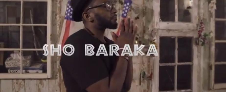 March x Sho Baraka feat. Melissa T