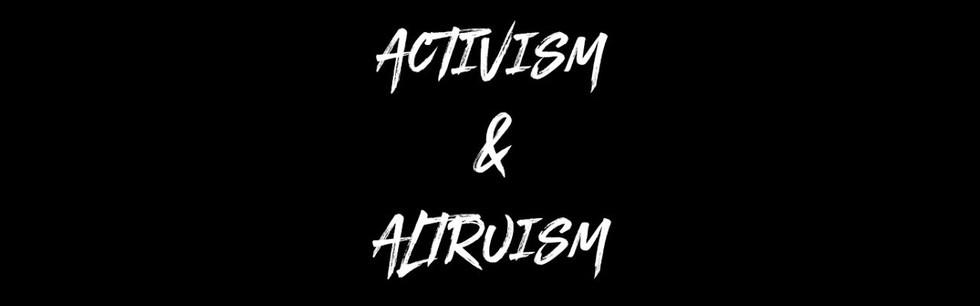 Barakaology: Activism & Altruism