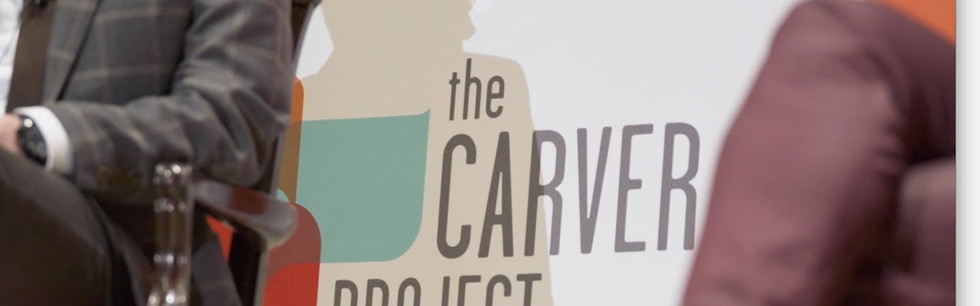 The Carver Conversations 2019