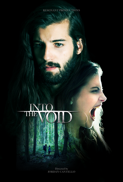 Into The Void - Official Poster