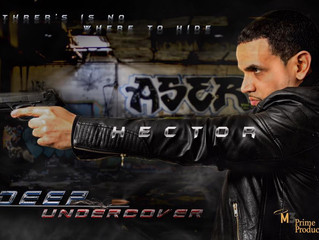 Upcoming Web Series Deep Undercover