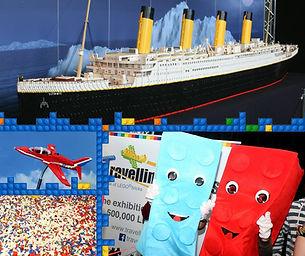 Travelling Bricks (www.travellingbricks.com) is a popular exhibition made of LEGO bricks, a part of World Touring Exhibitions (www.worldtouringexhibitions.com). World Concert Artists Ltd.