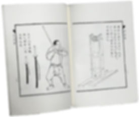 Gekiken Jintsuu Roku - Striking Post for sword practice