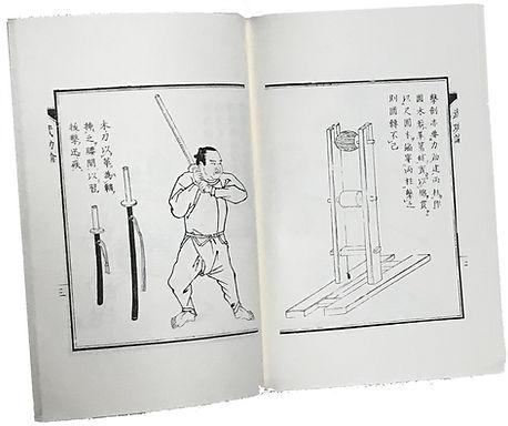 Gekiken Jintsuu Roku - Striking Post for sword practice